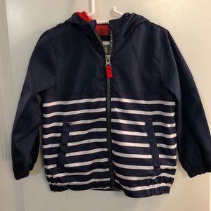 Carters rain jacket